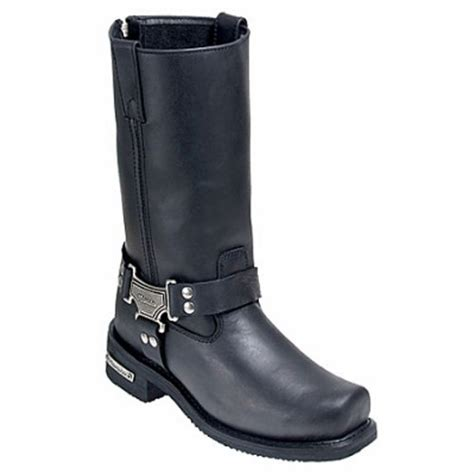milwaukee boots this deals milwaukee classic harness motorcycle boots 11 d