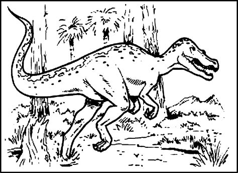 Scary Dinosaur Coloring Pages Glum Me Scary Dinosaur Coloring Pages