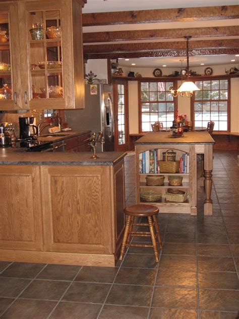 center kitchen island rustic kitchen center island eclectic kitchen
