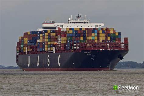 jebel ali jebel ali container ship imo 9525936