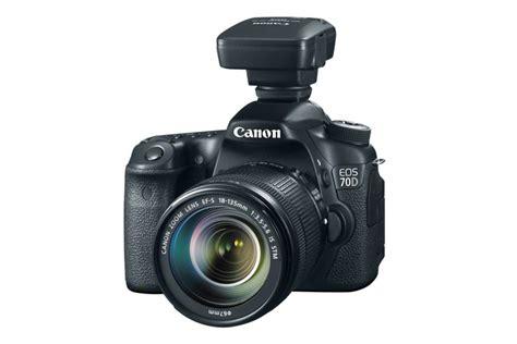 Pasaran Kamera canon mengumumkan eos 70d untuk pasaran malaysia harga