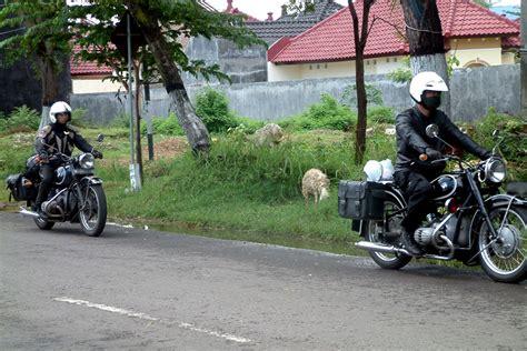 Paketan Bro Eka Aceh bmw motorcycle club jakarta bmw r51 3 ds