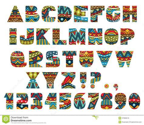 lettere decorate lettere decorate immagini stock libere da diritti