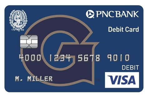 pnc bank check card pnc bank auxiliary business services georgetown