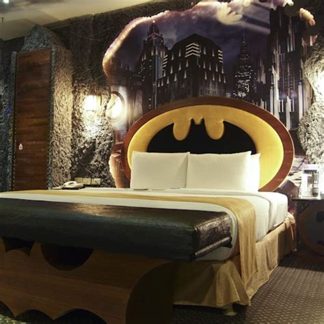 bat in bedroom what to do a batman hotel room in taiwan socawlege
