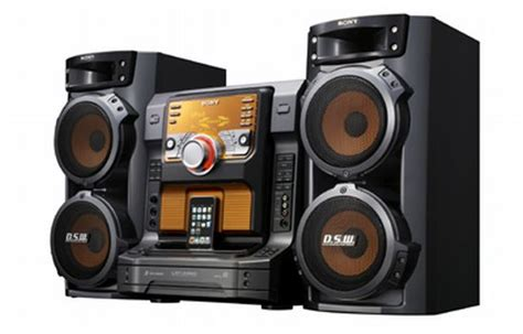 sony system 15 best designed ipod iphone docks digsdigs