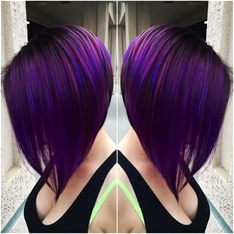 black n purple hair the luscious curlbombs purple and black purple hairstyles a gorgeous combination the