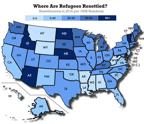 where u at the united states of refugees