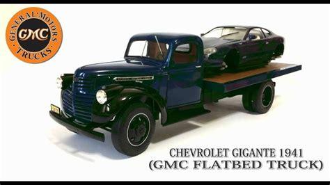 Glucella Original Hw 1 caminh 227 o chevrolet gigante 1941 highway 61 1 18