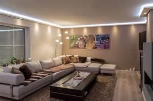 Beleuchtung Wohnzimmer Led Led Beleuchtung F 252 R Wohnzimmer Dumss Com