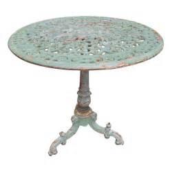 Cast Iron Garden Tables » Home Design 2017