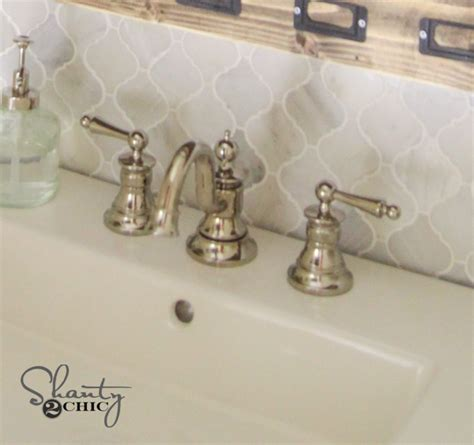 removing kitchen sink faucet remove kitchen faucet no nut containment