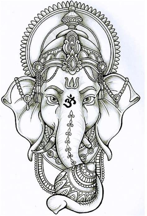 ganesh tattoo symbolism m 225 s de 20 ideas incre 237 bles sobre tatuajes budistas en