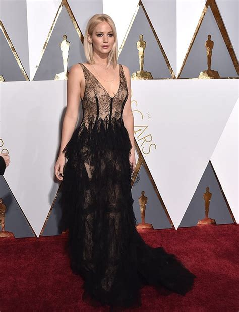 best oscar oscars dresses 2016 best dressed on the 88th academy