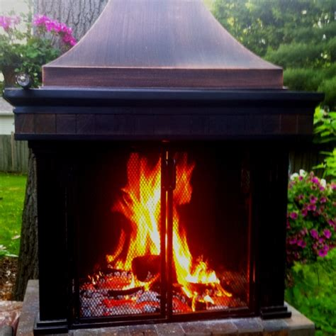 Outdoor Fireplace Lowes by Pin By Joslyn On Home Decor