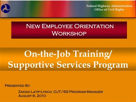 Orientation Programme For Mba Students Ppt by Ppt New Employee Orientation Workshop Powerpoint