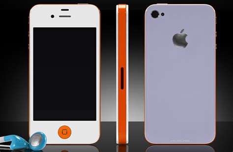 iphone 4s colors colorware custom painted iphone 4s