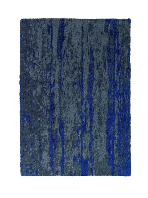 Kurzflor Teppich Blau by Sch 246 Ner Wohnen Teppich Kurzflor Impression Blau 161042