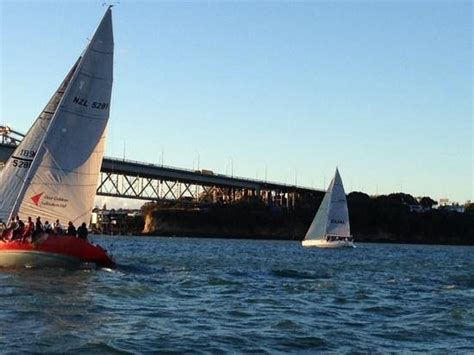 dinner on a boat auckland regatta in auckland harbour picture of explore harbour