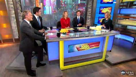 katie couric good morning america katie couric on good morning america video long