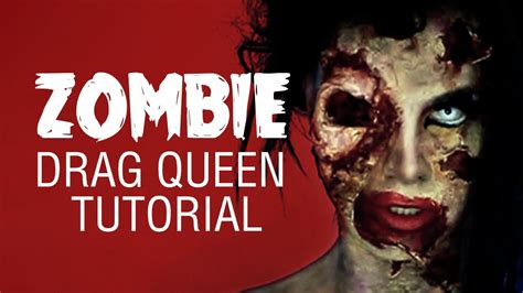 zombie tutorial youtube halloween zombie makeup tutorial youtube