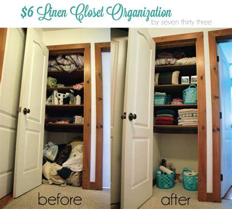 cheap organization ideas 6 linen closet organization inspiration made simple