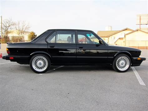 1988 Bmw M5 For Sale by 1988 Bmw M5 Bring A Trailer