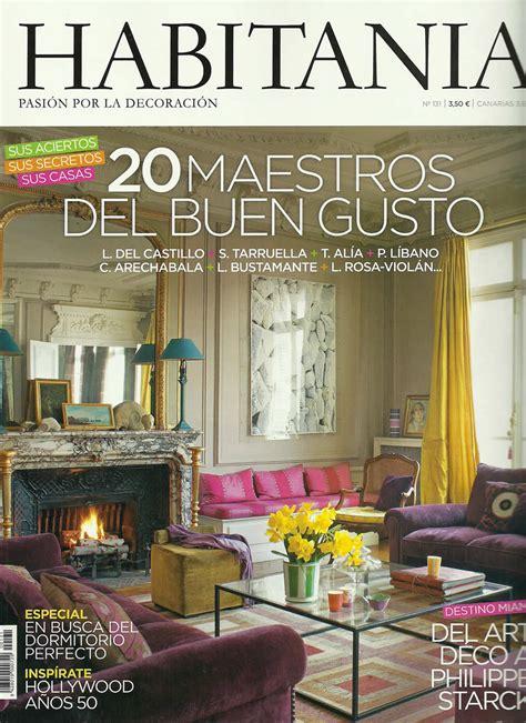 habitania revista decoracion habitania lorenzo castillo