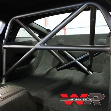 watson racing s550 6 point roll cage chromoly tubing 15