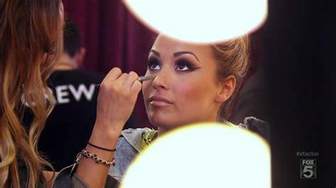 cheryl cole makeup tutorial x factor cheryl cole x factor makeup 16275 baidata