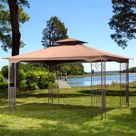 metal gazebo gazebo metal frame canopy mosquito netting outdoor