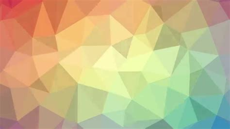 low poly background low poly colors 01 free hd motion background loop