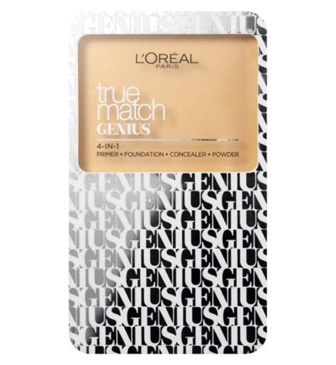 Harga L Oreal True Match Genius l oreal true match genius 4 in 1 foundation review mixed