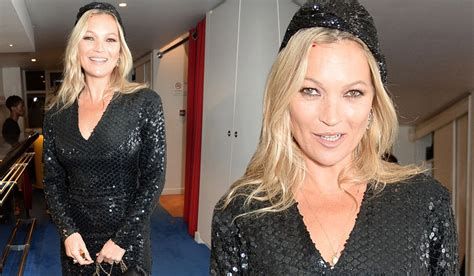 Features Cbell And Kate Moss Shine On The Cover Of Vogue by Kate Moss Still Of Fashion Pack At Vogue Event