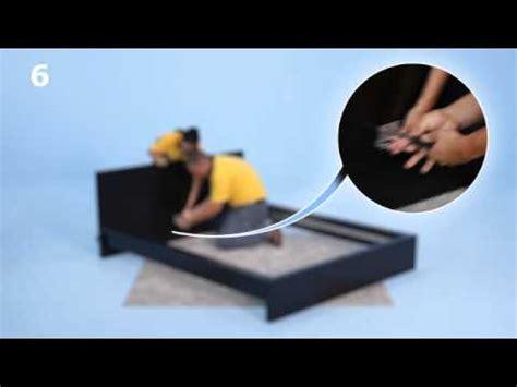 montaggio letto ikea ikea come montare una struttura letto malm
