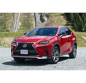 Driving The 2015 Lexus NX  Enthusiast