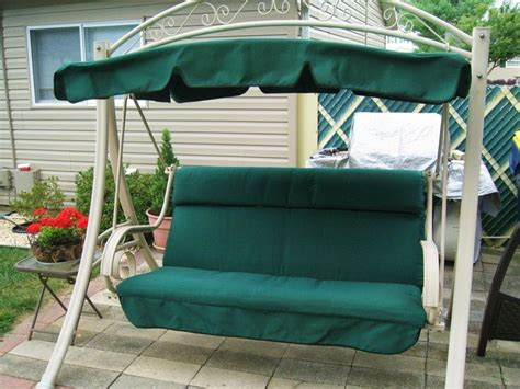 Replacement Cushions For Patio Swings And Canopy by Another Made In Usa Costco Patio Swing Replacement Canopy