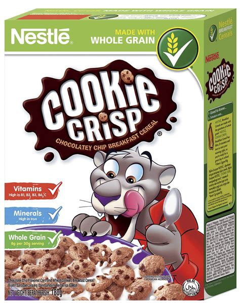 cookie crisp nestl 201 cookie crisp 174 nestle