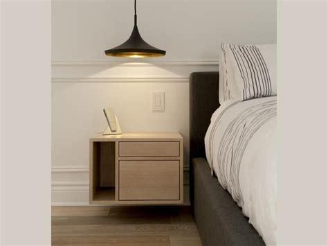 chambre flottante de design mobilier montr 233 al chambre 224 coucher