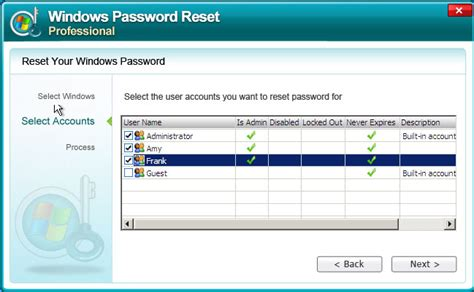 tool reset local administrator password windows password recovery programs review top 5 windows