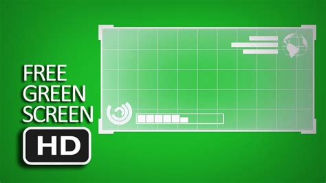 green screen backgrounds free templates free green screen hologram screen template