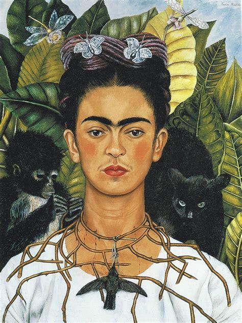 werke frida kahlo das selbstbildnis frida kahlo als spiegel des ich s