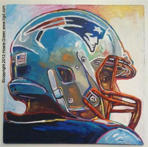 Howie Green Daily Paintings best 25 new england patriots players ideas on pinterest