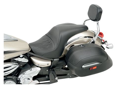 yamaha motorcycle seats saddlemen profiler seat yamaha xvs950 v 950