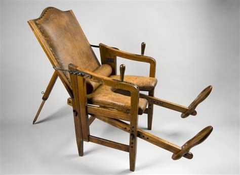 Fold Up Bench Seat Do Not Sit A History Of The Birthing Chair 171 The
