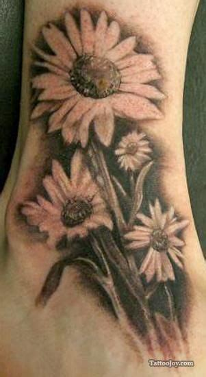 white daisy tattoo 17 best ideas about white on
