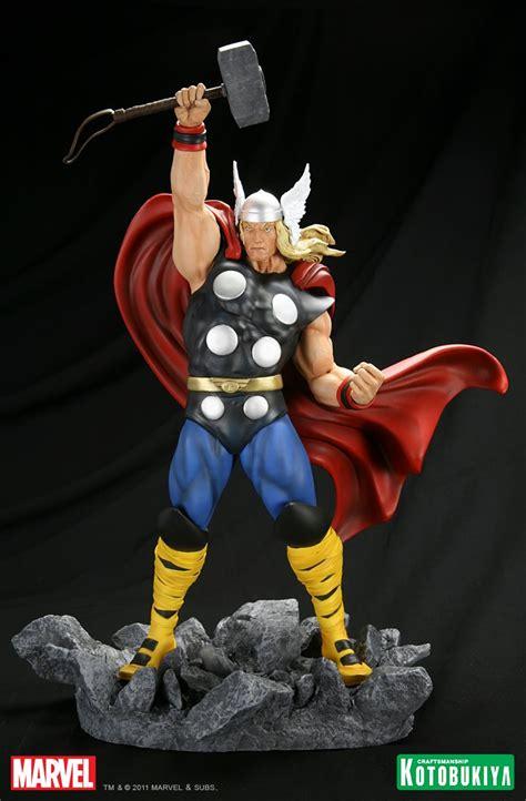 Kotobukiya Artfx Ironman Black Version Ori kotobukiya marvel thor classic statue