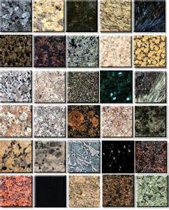 colors of granite granite countertops colors pics