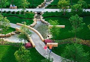 landscape design images miami valley hospital landscape design nbbj