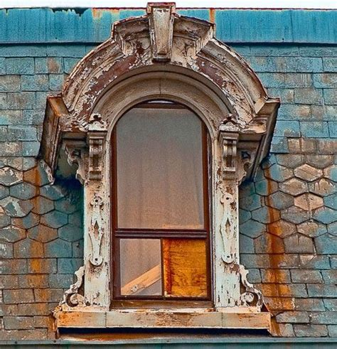 Arched Dormer Window 270 Best Abandoned Images On Abandoned Places